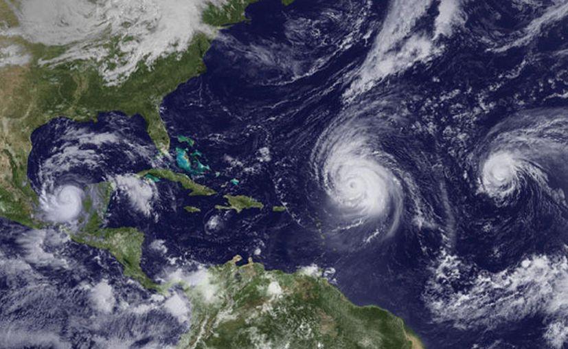 El pico de la temporada de huracanes inicia el 15 de agosto y durará hasta el 15 de octubre. (Novedades Yucatán)