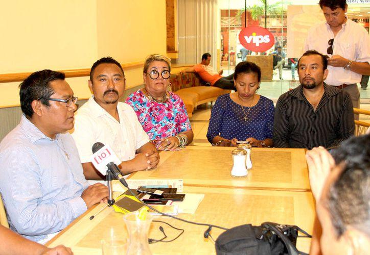 El nuevo comité dijo que realizan un proceso de rescate del gremio, ya que durante 10 años estuvo dirigido por una misma persona.