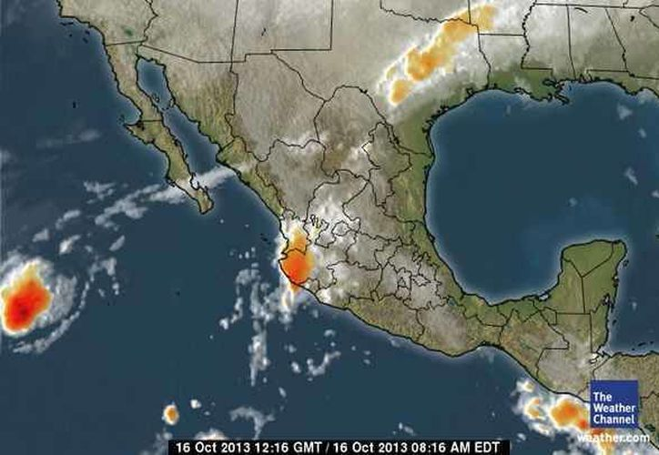 La temperatura máxima será de 36 grados centígrados y mínima de 21. (Foto/espanol.weather.com)
