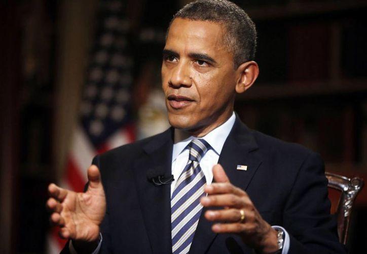 A tres años de finalizar el mandato de Brack Obama, el Partido Demócrata ya empezó a debatir los pasos a seguir cuando el presidente estadounidense deje la Casa Blanca. (Agencias)