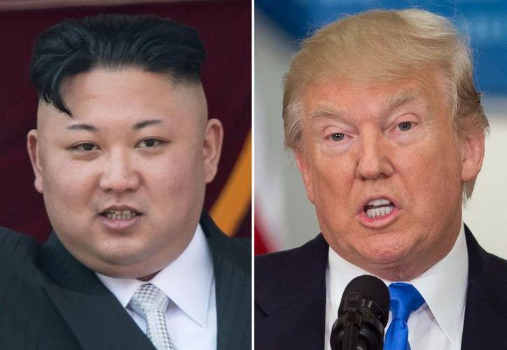 La reunión entre Trump y Kim será la primera entre líderes de los dos países. (El Observador)