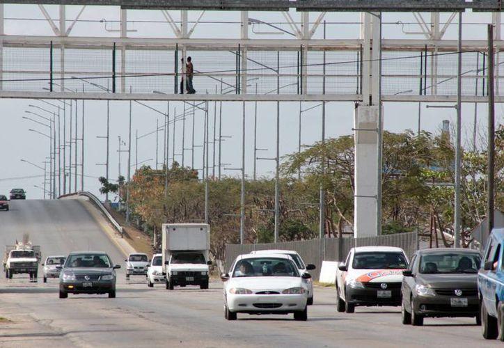 La modernización prevé que se agilice el tránsito vehicular en la entidad. (Milenio Novedades)