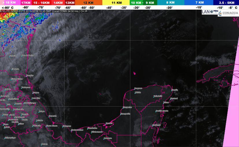 La temperatura se mantendrá estable en la mayor parte del estado. (Servicio Meteorológico Nacional)