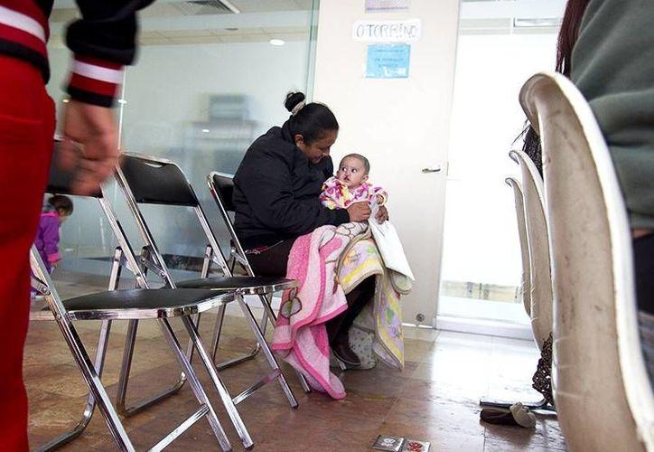 Uno de cada 100 bebés presenta labio leporino, cuya cirugía puede llegar a costar hasta dos millones de pesos. (proyectodiez.mx)