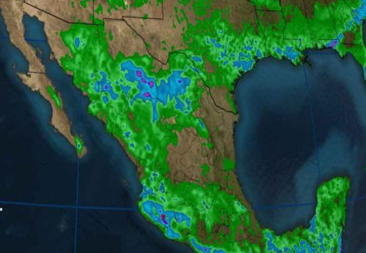 La temperatura máxima en Chetumal oscilará en los 33 grados centígrados (Conagua)