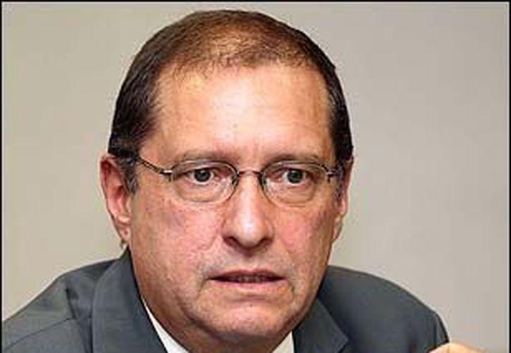 Eduardo Pérez Motta, presidente de la dependencia. (Archivo Notimex)