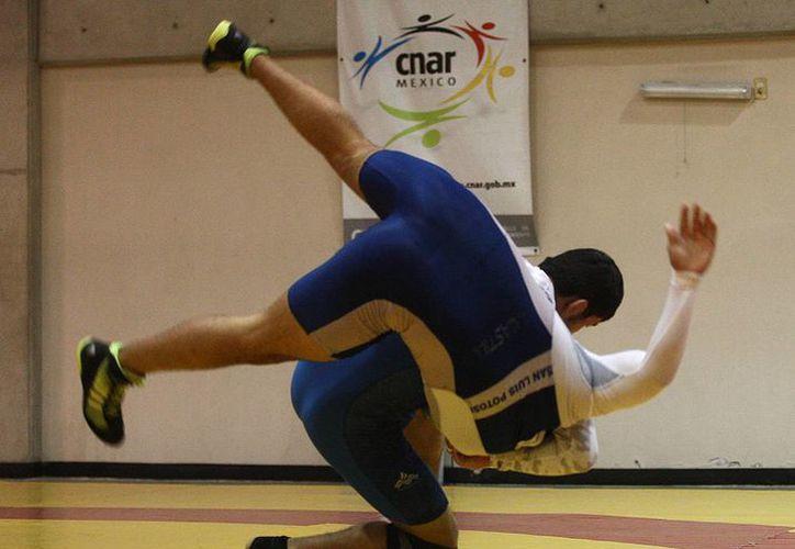Jesús Mena Campos estuvo presente en el seminario de judo ayer sábado. (Foto: Conade)