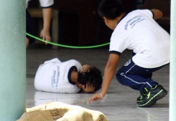 Los maestros omiten resolver conflictos de violencia, como el bullying que se genera en las escuelas, lo anterior genera quejas ante la Codhey. (SIPSE)