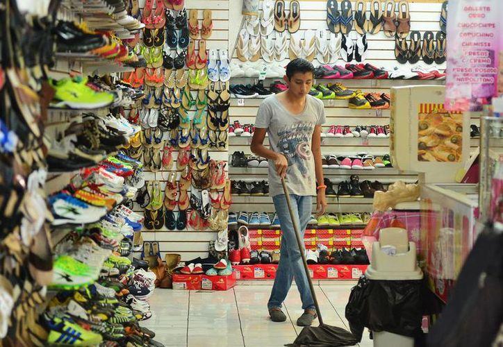 Los negocios de Yucatán poco a poco se adaptan a las nuevas disposiciones fiscales. (Milenio Novedades)