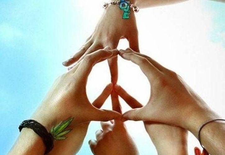 Este sábado 21 de septiembre se celebra el Día Internacional de la Paz. (Agencias)
