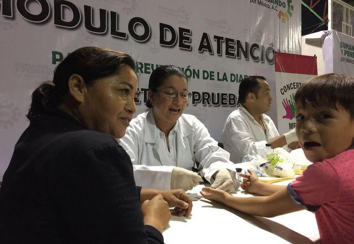 A la campaña podrán asistir desde niños hasta personas de la tercera edad, pues este padecimiento afecta a la población en general. (Foto Sergio Orozco/SIPSE).
