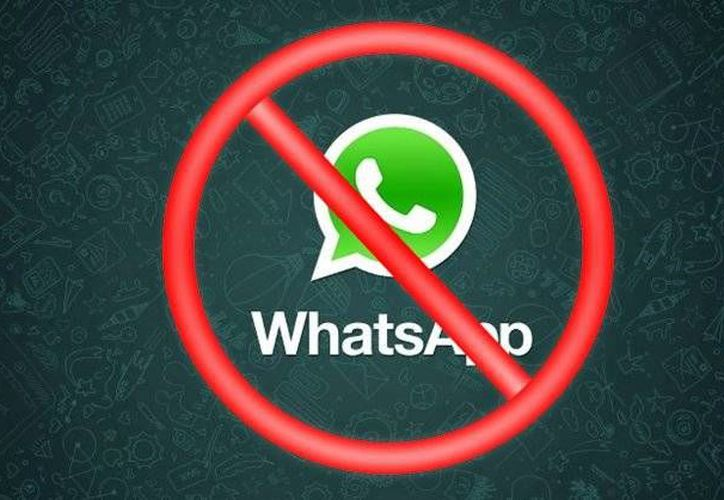 A partir de de 2017 algunos smartphones dejarán de tener WhatsApp. (Minutouno.com)