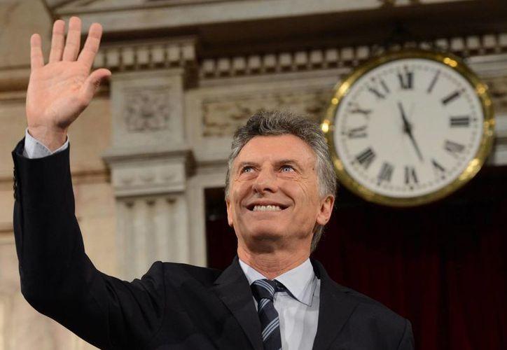 El presidente de Argentina, Mauricio Macri se encuentra involucrado en un escándalo internacional de corrupción, revelado por #PanamaPapers. (Notimex)