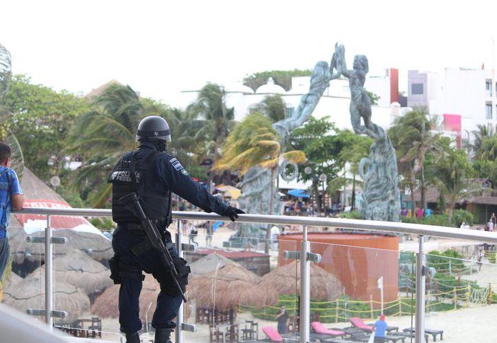 Las falsas llamadas de emergencias se hacen para llevar a las autoridades a un lugar alejado del punto de ataque. (Foto: Daniel Pacheco/SIPSE).