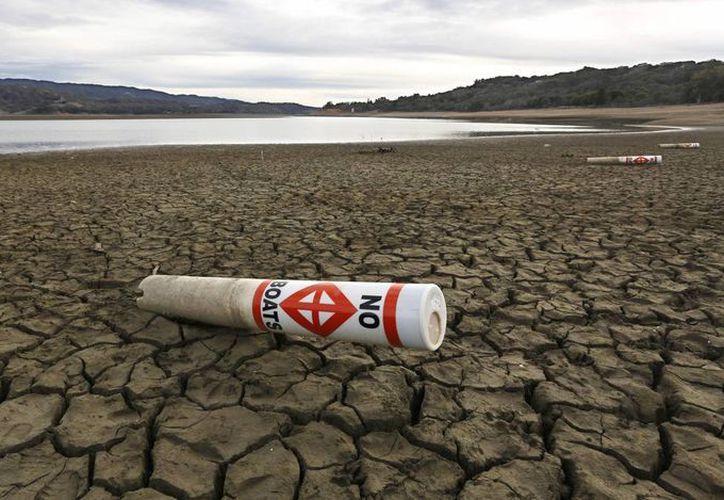 La sequía será uno de los efectos negativos que California sufrirá si no toma medidas inmediatas en cuanto al cambio climático. (Archivo/AP)