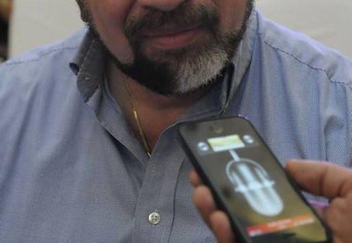 Darío Flota Ocampo, director del Fideicomiso de Promoción Turística de la Riviera Maya. (Cortesía/SIPSE)