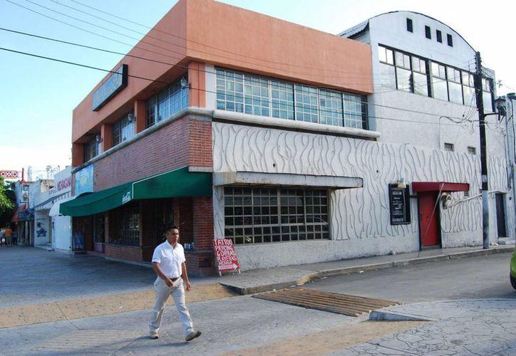 Roberto Guzmán Rodríguez, representante de la asociación aseguro que en los últimos meses han detectado un aumento en los casos de VIH. (Tomás Álvarez/SIPSE)