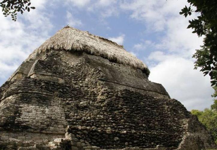Las ruinas de Ichkabal están a la altura de cualquier sitio arqueológico del mundo. (Foto: Contexto/Internet)