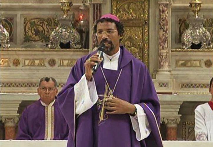 El monseñor Teodoro Mendes Tavares fue vicario general en la Prelatura de Tefé en Brasil. (Youtube de la cuenta basilicadenazare)