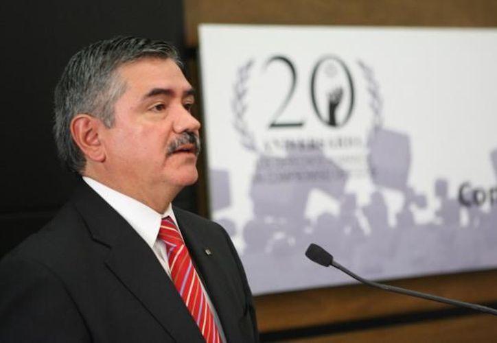 El consejero presidente del IFE, Leonardo Valdés. (Archivo SIPSE)