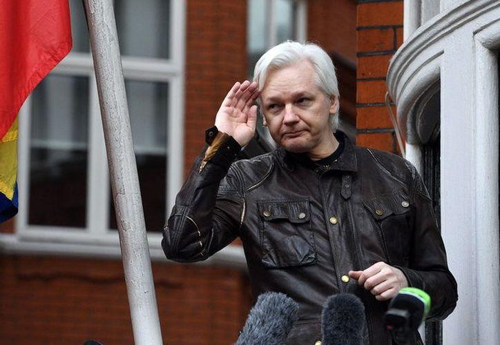 Ecuador ofreció asilo a Assange en 2012, cuando el australiano se exponía a ser extraditado a Suecia. (Internet)