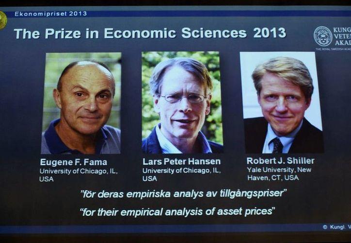 Con el de Economía, los comités del Nobel ya anunciaron los seis para el 2013. (Efe)