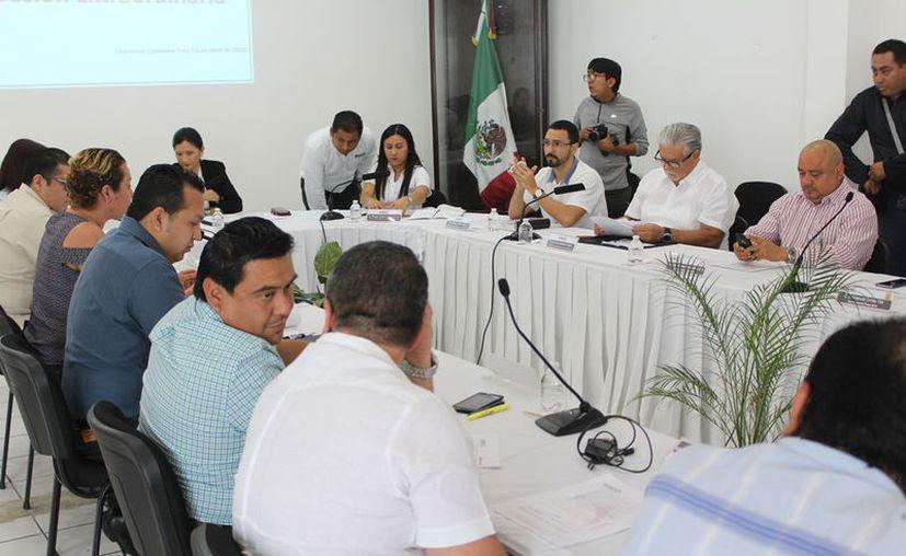 Tras el proceso ante el instituto, las campañas iniciarán hasta el próximo 14 de mayo. (Joel Zamora/SIPSE)