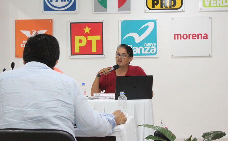 El representante del Partido Encuentro Social ante el Ieqroo, dijo que se trata de una decisión esperada, pues Morena violó todos los acuerdos. (Joel Zamora/SIPSE)