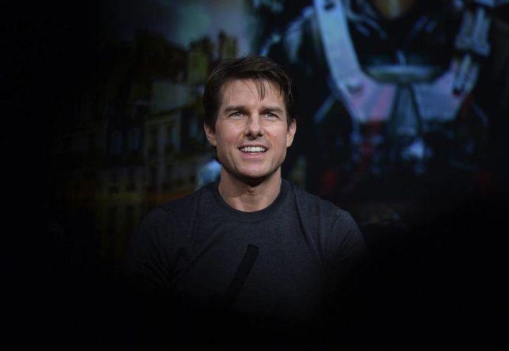El actor Tom Cruise llegaría a Marruecos a principios de septiembre para estelarizar la quinta entrega de 'Misión imposible'. (EFE/Archivo)