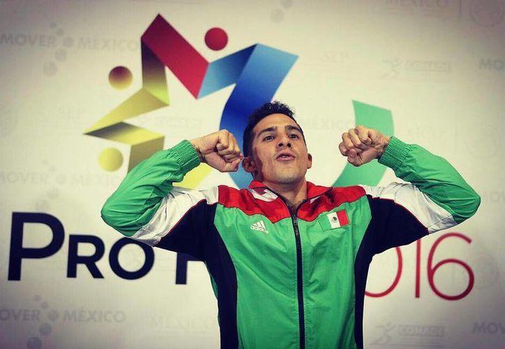 El yucateco Rommel Pacheco buscará conseguir la primera medalla olímpica de la Delegación de México. (Foto tomada de Facebook/Rommel Pacheco)