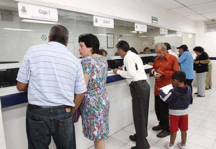 Los meridanos que paguen el predial completo en el primer trimestre de 2014 tendrán la oportunidad de participar en un sorteo. (Cortesía)