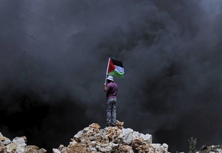 Para la paz con Palestina, Israel deberá desocupar los asentamientos en Cisjordania, indica Gadi Baltiansky, director general de la llamada Iniciativa de Ginebra. (EFE)
