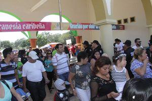 Imágenes del Domingo de Bachata en Mérida