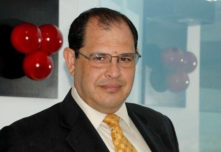 Luis G. Lizcano, director general de la Federación Mexicana de la Industria Aeroespacial (Femia).