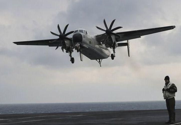 Desde el jueves pasado tienen lugar cerca de Okinawa (Japón) maniobras militares conjuntas entre Japón y Estados Unidos . (Milenio)