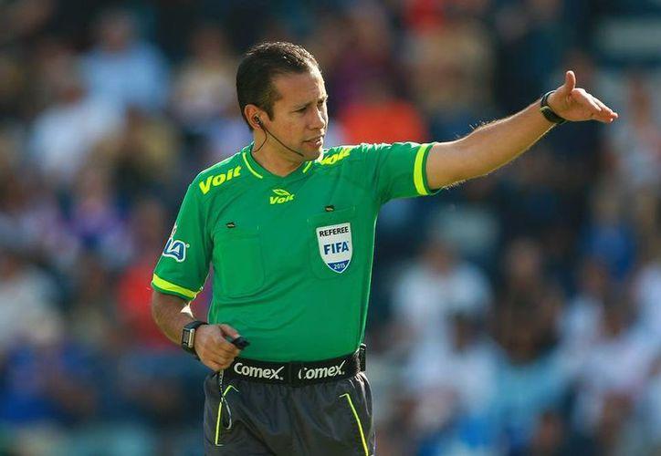 José Ángel Peñaloza, árbitro central del futbol mexicano, no estará en la Liguilla 2016 del torneo Clausura. (jammedia)