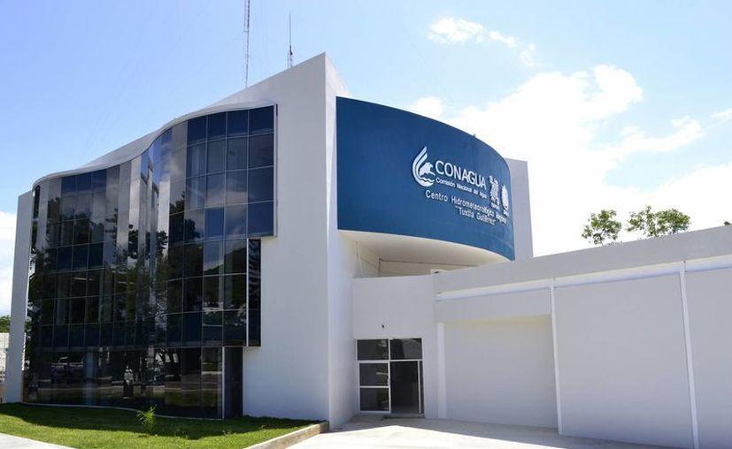 """El Centro Hidrometeorológico """"Tuxtla Gutiérrez"""", fue instalado en octubre de 2012. (www.laotraplana.com/Archivo)"""