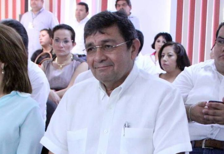 Además de la confirmación de triunfos de partidos políticos, el magistrado presidente del Tribunal, Fernando Bolio Vales,  presentó un proyecto de resolución en el caso de Tekit. (SIPSE/Foto de archivo)