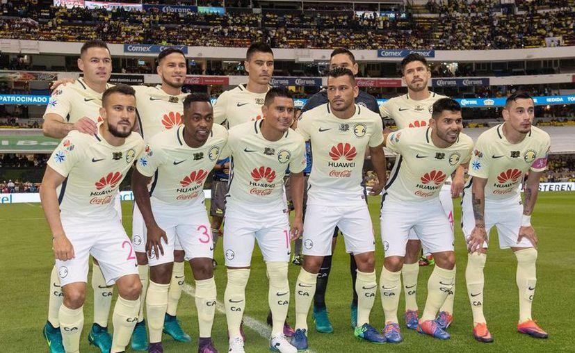 América realizó el festejo de sus primeros 100 años de existencia, el pasado sábado, en su duelo ante Xolos de Tijuana, en el Azteca.(Club América)