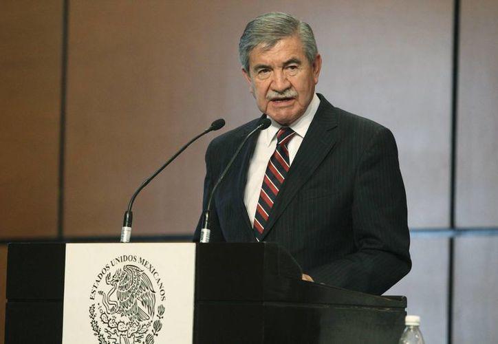 El auditor superior de la Federación, Juan Manuel Portal Martínez, dijo que las irregularidades en la Cuenta Pública 2013 fueron detectadas mediante auditorías forenses. (Notimex)
