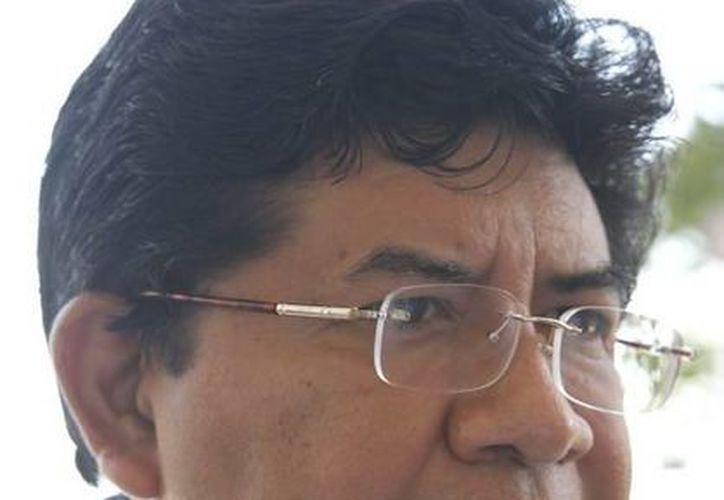 El secretario de Infraestructura y Transporte, Fernando Escamilla Carrillo. (Redacción/SIPSE)