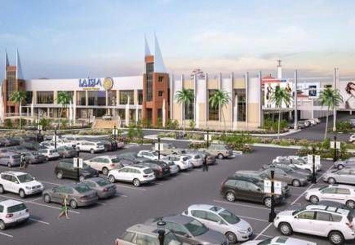 Plaza La Isla iba a estar ubicada en la zona conocida como la Cruz de los Servicios de Playa del Carmen. (Octavio Martínez/SIPSE)