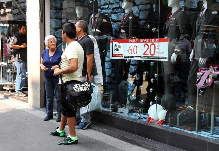 De acuerdo con la asociación Alto México, el 58 por ciento de los ladrones en fechas previas al Día del Padre son hombres. La imagen cumple funciones estrictamente referenciales. (Archivo/Notimex)