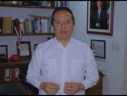 Celebra el gobernador la calma durante las elecciones