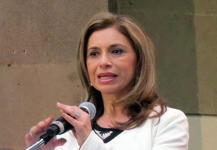 Angélica Araujo Lara rompió el silencio sobre el polémico tema de ABC Leasing y dijo: 'Yo no tuve ninguna culpa ni nada que ver con la decisión que enfrentó la actual administración por actuar ilegalmente'. (Milenio Novedades)