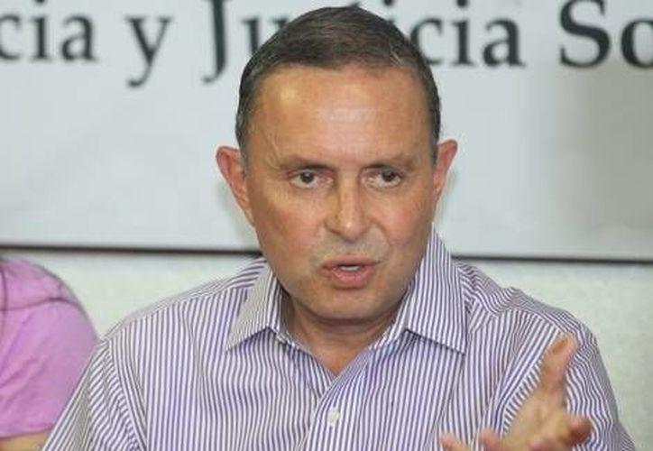 Castro Trenti dijo que se deben seguir los lineamientos que establece la ley para proteger la certeza y legalidad en el proceso electoral. (MILENIO)