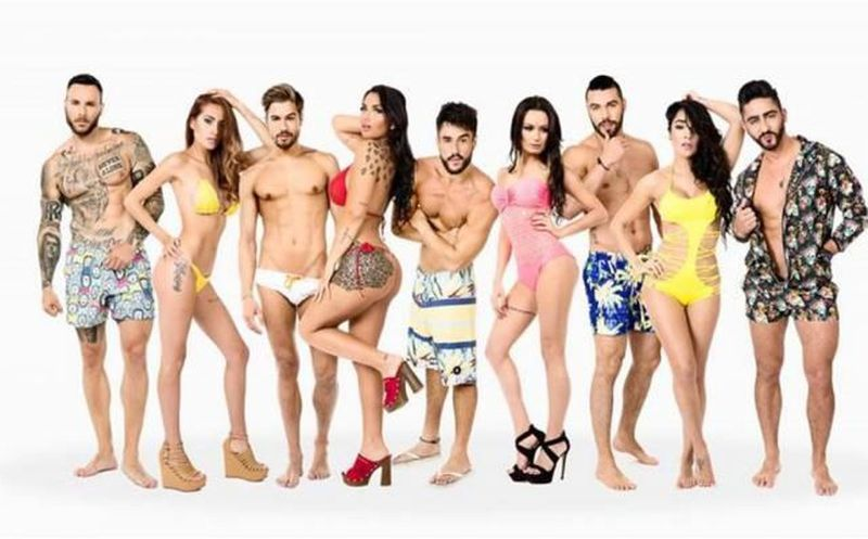MTV Super Shore 3 se graba en Italia