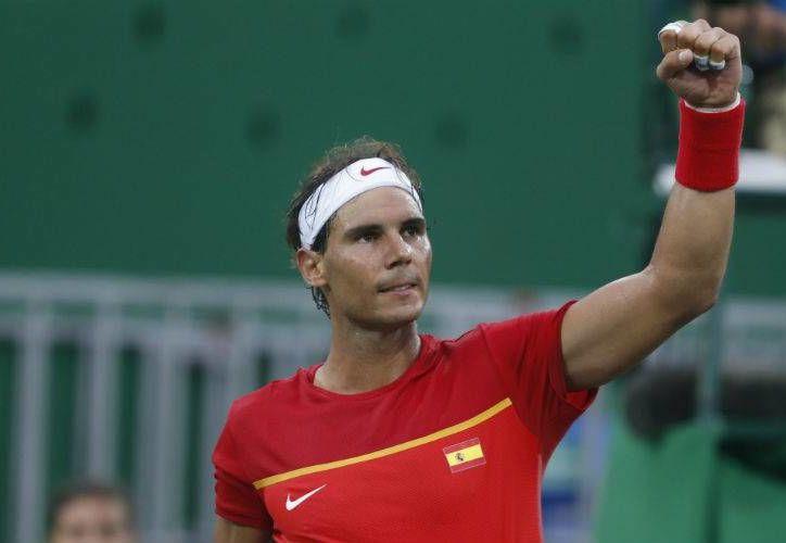 El español Rafael Nadal conquistó el campeonato del Abierto Mexicano de Tenis en los años 2005 y 2013.(EFE)