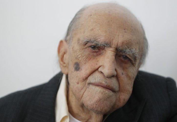 Niemeyer cumplirá 105 años el próximo 15 de diciembre. (Agencias)
