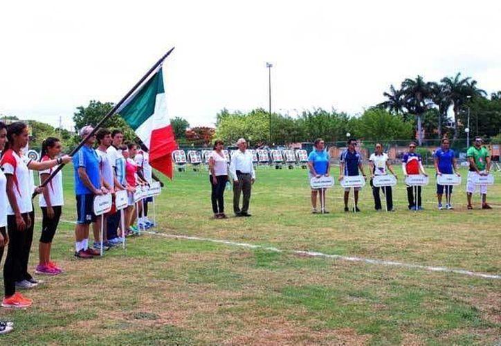 Un total de 343 jóvenes conforman a la delegación mexicana que participará en los Juegos Centroamericanos y del Caribe Estudiantiles que se realizarán en Yucatán del 14 al 23 de noviembre. (Foto de contexto/ SIPSE)